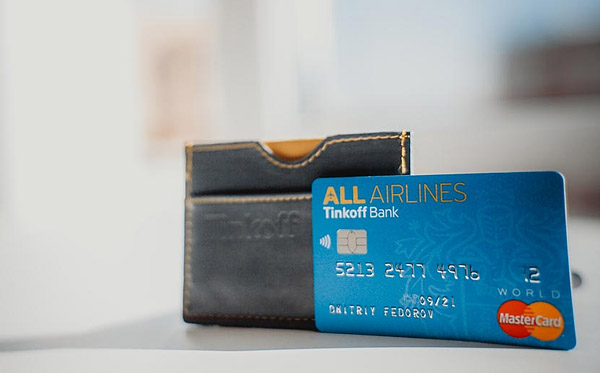 Как получить кредитную карту Tinkoff?
